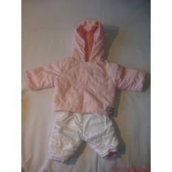 My Baby bee kabátka és nadrág