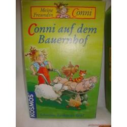 Conni auf dem Bauernhof Conni a tanyán társasjáték