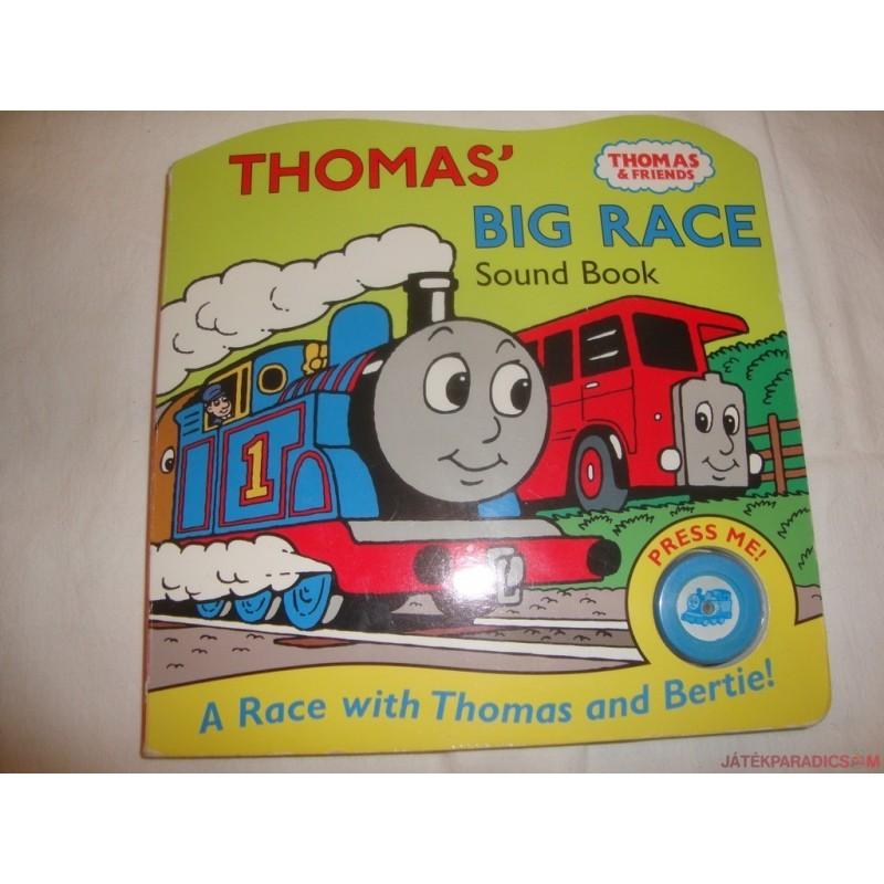Thomas nagy versenye. Könyv