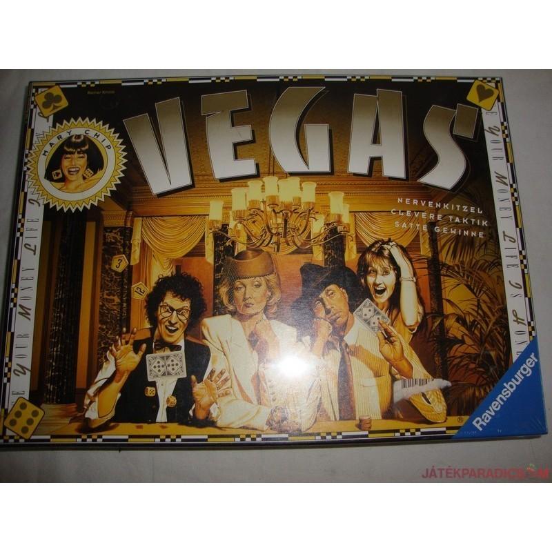 Vegas társasjáték