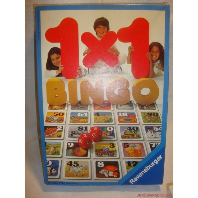1x1 Bingo társasjáték, Ritkaság!
