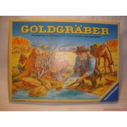 Ravensburger Goldgräber, Aranyásók társasjáték