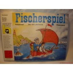 Herder Spiele-Fischerspiel, Horgászok társasjáték Ritkaság