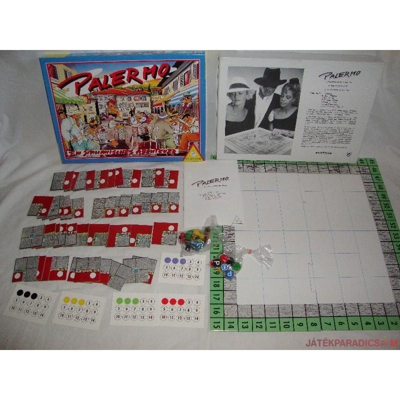 Palermo társasjáték
