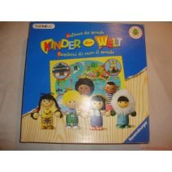 Kinder der Welt A világ gyermekei társasjáték