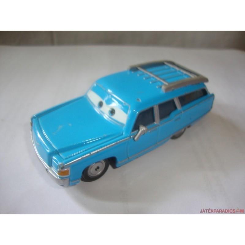 Verdák Tőti kék kisautó