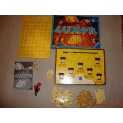 Vintage Extra ritkaság! Luxor társasjáték