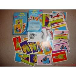 Teletubbis Teletabi kártyajáték