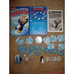 Pliccs Placcs pingvinek SOS Móka a lepényhalakkal