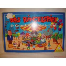 Das Ringelspiel Körhinta társasjáték