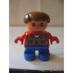Lego Duplo kisfiú