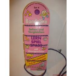 Mini Bandolino fonalas párosító játék Set 33