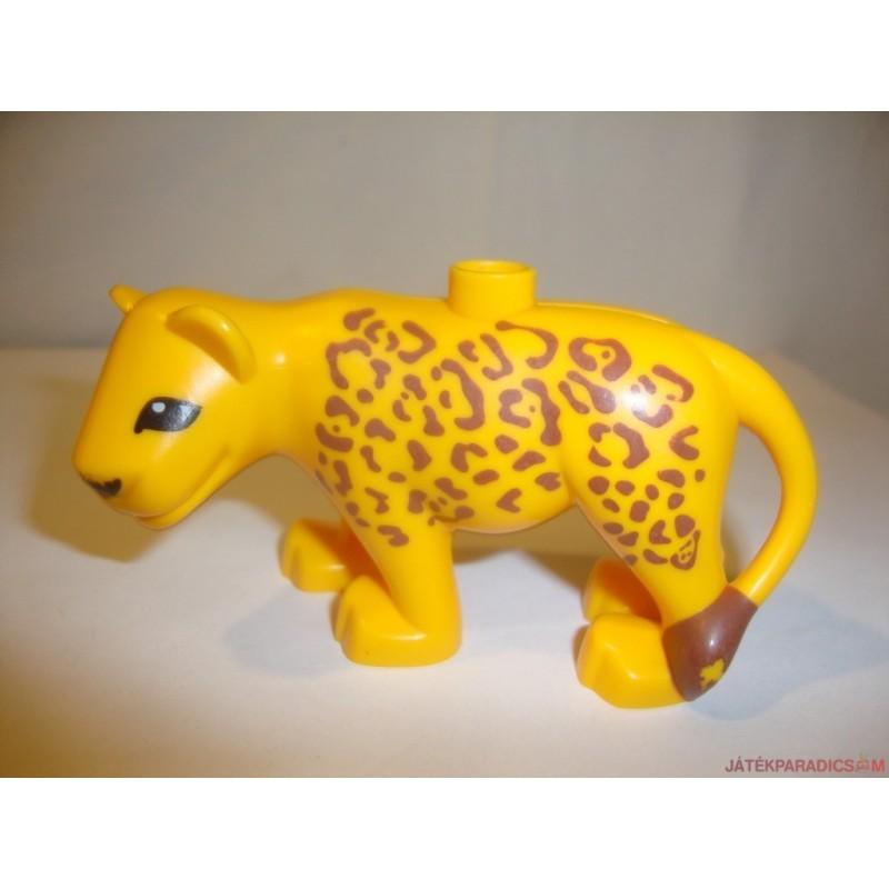 Lego Duplo leopárd kölyök