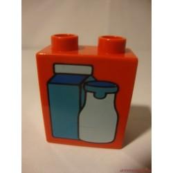 Lego Duplo cumisüveg képes elem