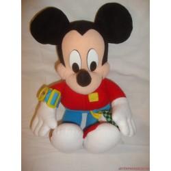 Készségfejlesztő Mickey egér plüss
