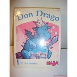 Haba 4710 Don Dragon kártyajáték társasjáték