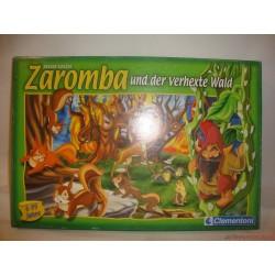 Zaromba und der verhexte Wald társasjáték