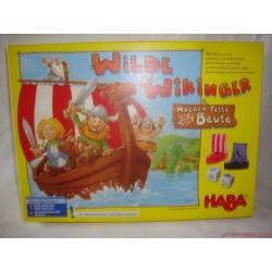 Haba Wilde Wikinger 4282 Vad Vikingek társasjáték