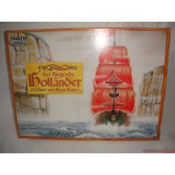 Der fliegende Hollander A bolygó hollandi társasjáték