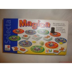Selecta Magica Varázslat társasjáték