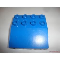 Lego Duplo kék színű tető elem