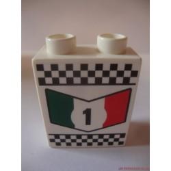 Lego Duplo Forma 1 képes elem