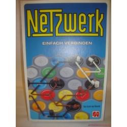 Netzwerk Hálózat társasjáték