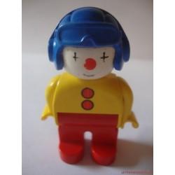 Lego Duplo bukósisakos bohóc