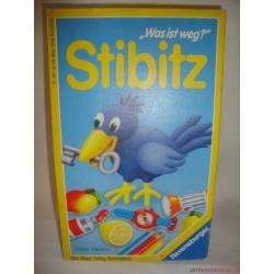 Stibitz tolvaj szarka társasjáték