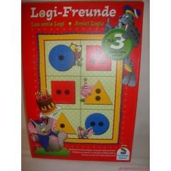 Logi-Freunde  társasjáték