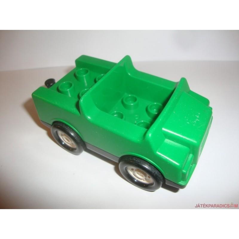 Lego Duplo zöld autó