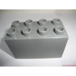 Lego Duplo szürke vastag tégla