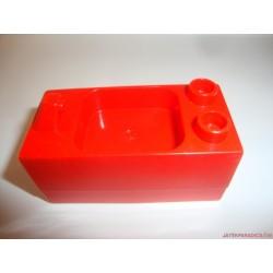 Lego Duplo piros mosogató