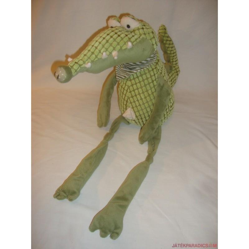 Különleges plüss krokodil