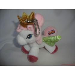 Filly plüss póni hercegnő kulcstartó