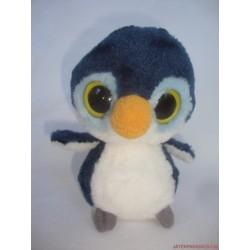 Nagyszemű plüss pingvin