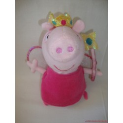 Peppa Pig plüss hercegnő