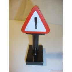 Lego Duplo figyelmeztető tábla