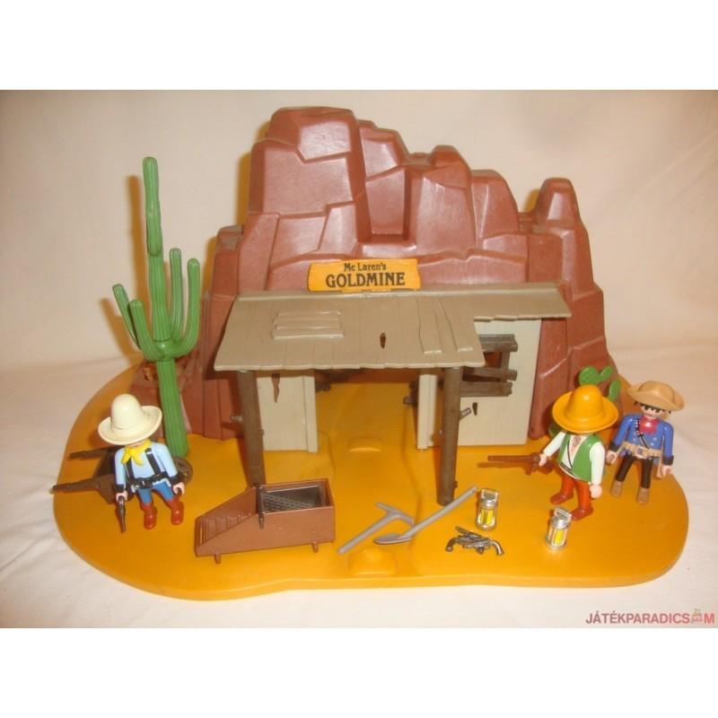 Playmobil aranyásók