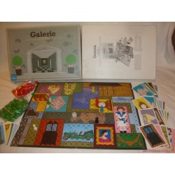 Galerie Galéria társasjáték