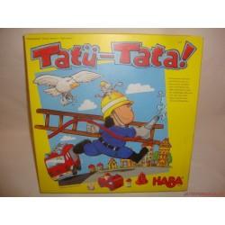 HABA 4215 Tatü-Tata! társasjáték