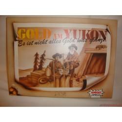 Gold am Yukon Yukon aranya társasjáték