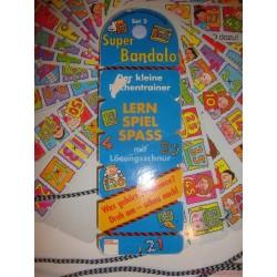 Bandolo készségfejlesztő fonalas párosító játék Set 2