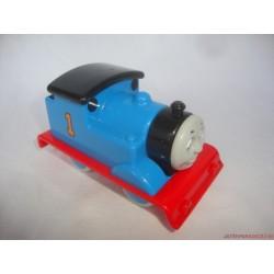 Thomas a gőzmozdony mozdonyvezetővel