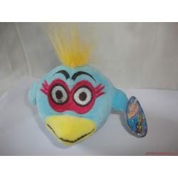 Angry Birds kék plüss madár