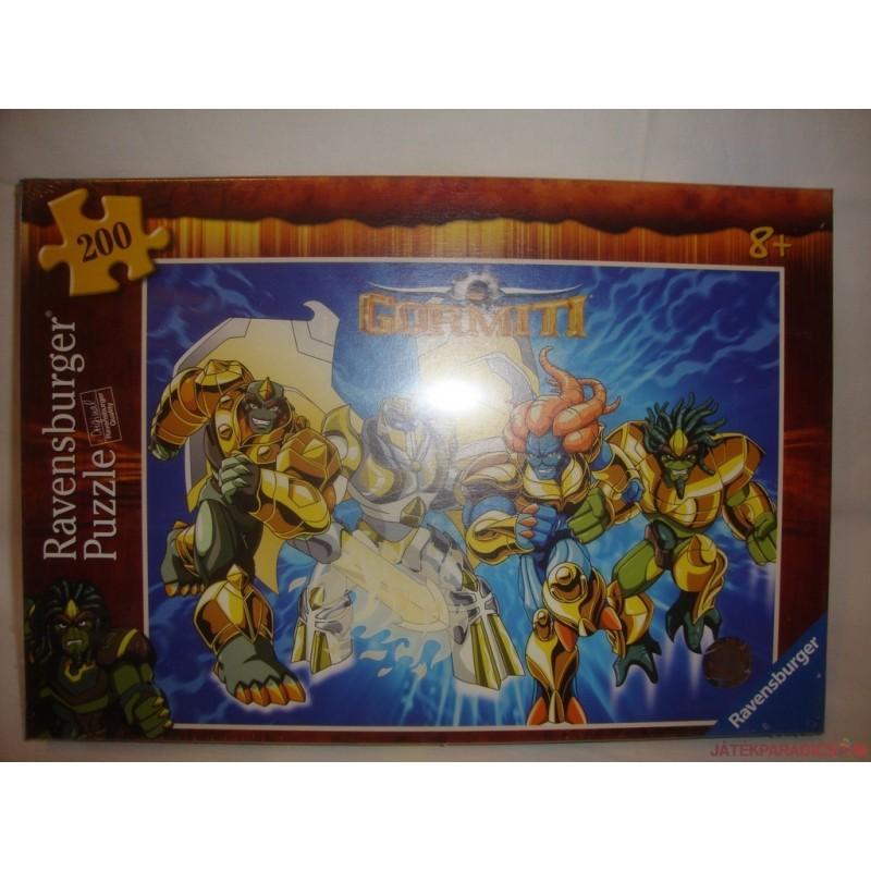 Gormiti puzzle kirakó játék Új!