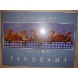 Új ! Anna Geddes 1000 db-os puzzle kirakó játék