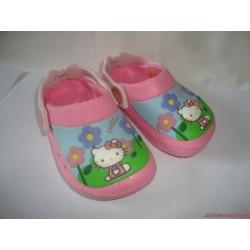 Hello Kitty tépőzáras cipő, 20-as méret