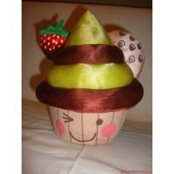 Sega Victoria Cupcakes
