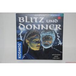 Blitz und Donner társasjáték
